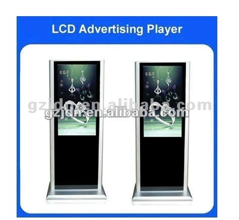 Cheap price! SD/USB card videl player/lcd advertising display