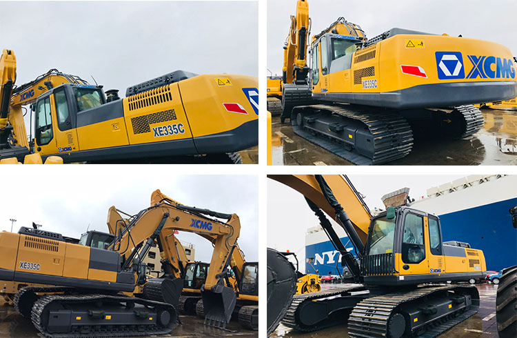 XE260CLL 26 Ton Official Manufacturer excavator Machine