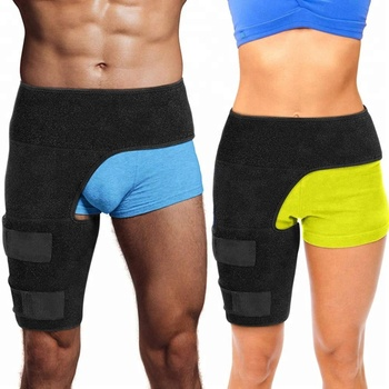 Hip Brace Thigh Compression Sleeve Hamstring Compression Sleeve