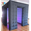 custom wedding party inflatable photobooth led photo booth tent