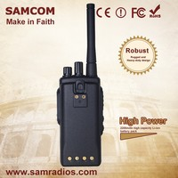SAMCOM CP-500 High Quality Business 2200mAh Lithium-ion 5W Portable Two Way Radio Interphone