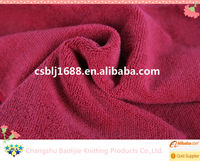 Microfiber Knitted Towel Fabric Wholesale Clothing