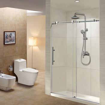 Frameless Glass Doors For Shower Doors Bathroom Buy Frameless