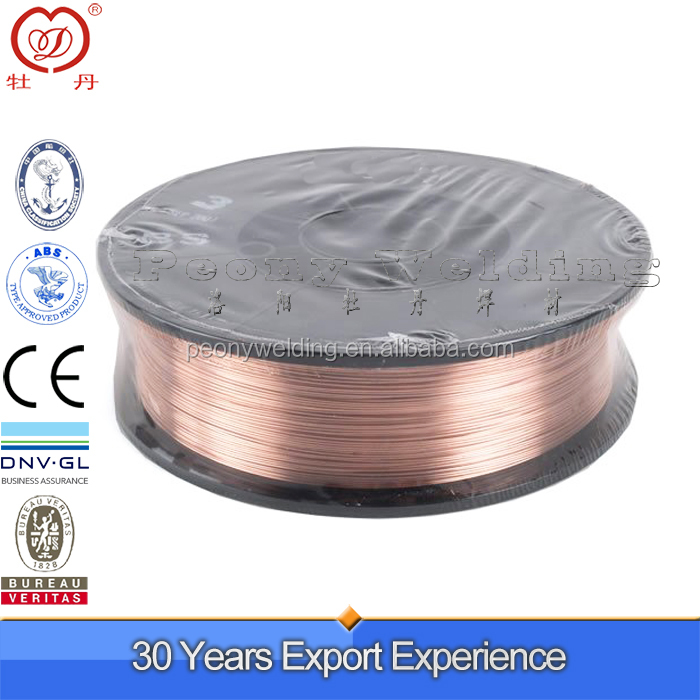 solid welding wire er70s-6 shielding gas welding hs code welding wire co2 shielding for wholesales