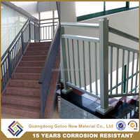 Wholesale lows wrought iron railing,outdoor metal stair,outdoor wrought iron railing