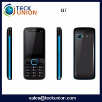 G7 2.4Inch Low Price China Mobile Phone Price List Best Selling Product Cell Phone Mobile