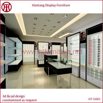 Customized Wooden Furniture for Sunglasses Shop  High Quality Sunglasses  Shop Interior Design for Sale. Customized Wooden Furniture For Sunglasses Shop High Quality