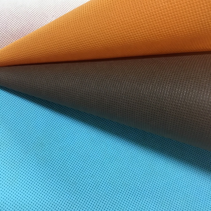 Dyed Pattern spunbond nonwoven fabric polypropylene
