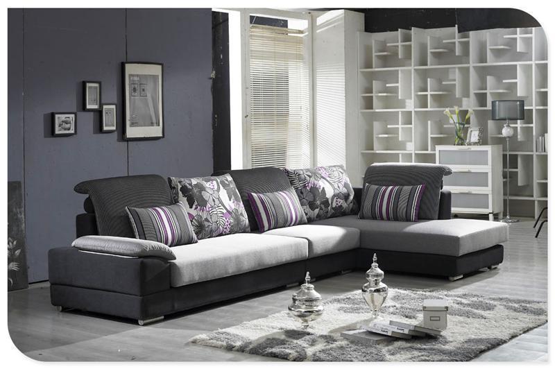 Conjunto dise o dubai sof muebles de sala moderno - Diseno de muebles de sala ...