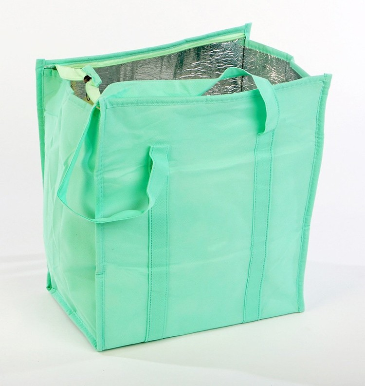 Promotional Insulated Ice Cream Frozen Cool Carry Cooler Bag