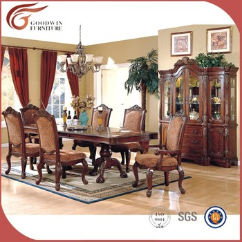 Alibaba Wholesale Wooden Table And Chairs Dining Set WA141