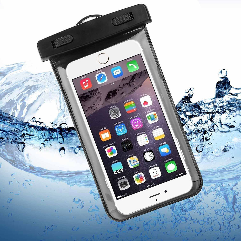 promo code 66661 f93ec 2019 New Waterproof Phone Case For Iphone 7 8 Plus And Android,Water Proof  Phone Case Bag - Buy Waterproof Phone Case,Waterproof Phone Case For Iphone  ...