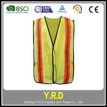 Green Mesh Cheap cheap reflective safety vest motorcycle