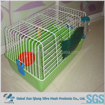 Pvc coated portable indoor rabbit cage buy indoor rabbit for Pvc rabbit cage