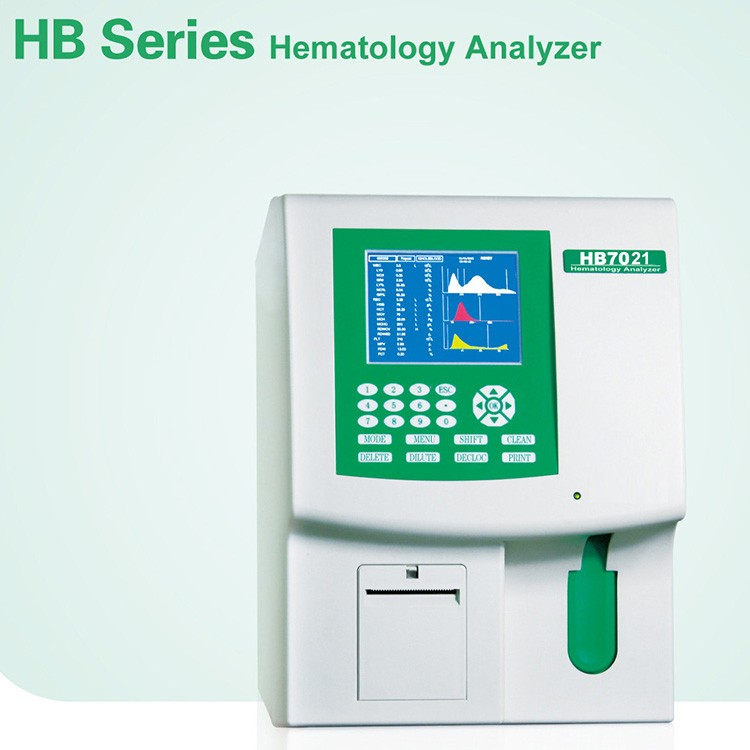 3 part diff- Auto Hematology Analyzer
