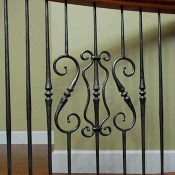 Diy Wrought Iron Stair Railing Fence Baer Clical Design Cast