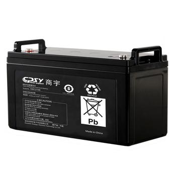 Shenzhen CPSY deep cycle 12v 100ah rechargeable solar power battery