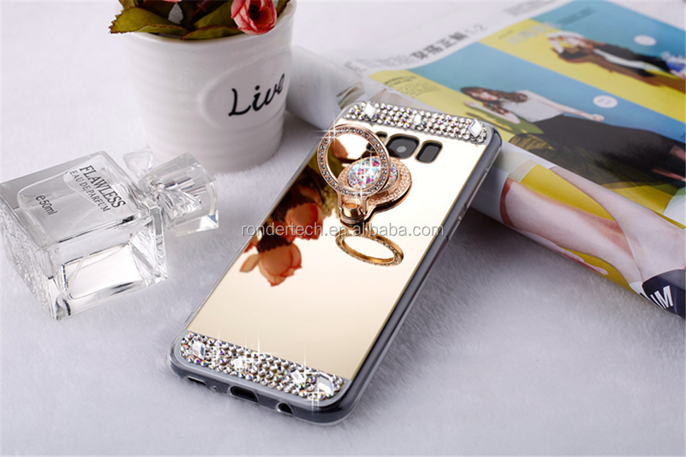 Cases Luxury Mirror TPU Capa Soft Silicone Case For Huawei Y625 Y635 Shell Cover For Huawei Honor7 8 9 G7 Plus G8 G9 P8 Lite P9