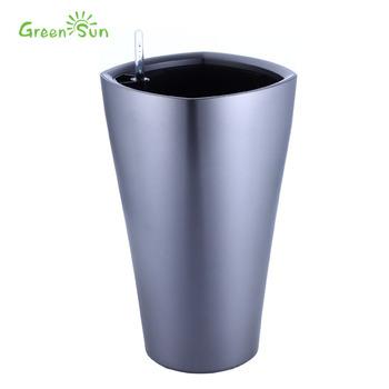Garden Large Size Plant Containers Big Plastic Pots