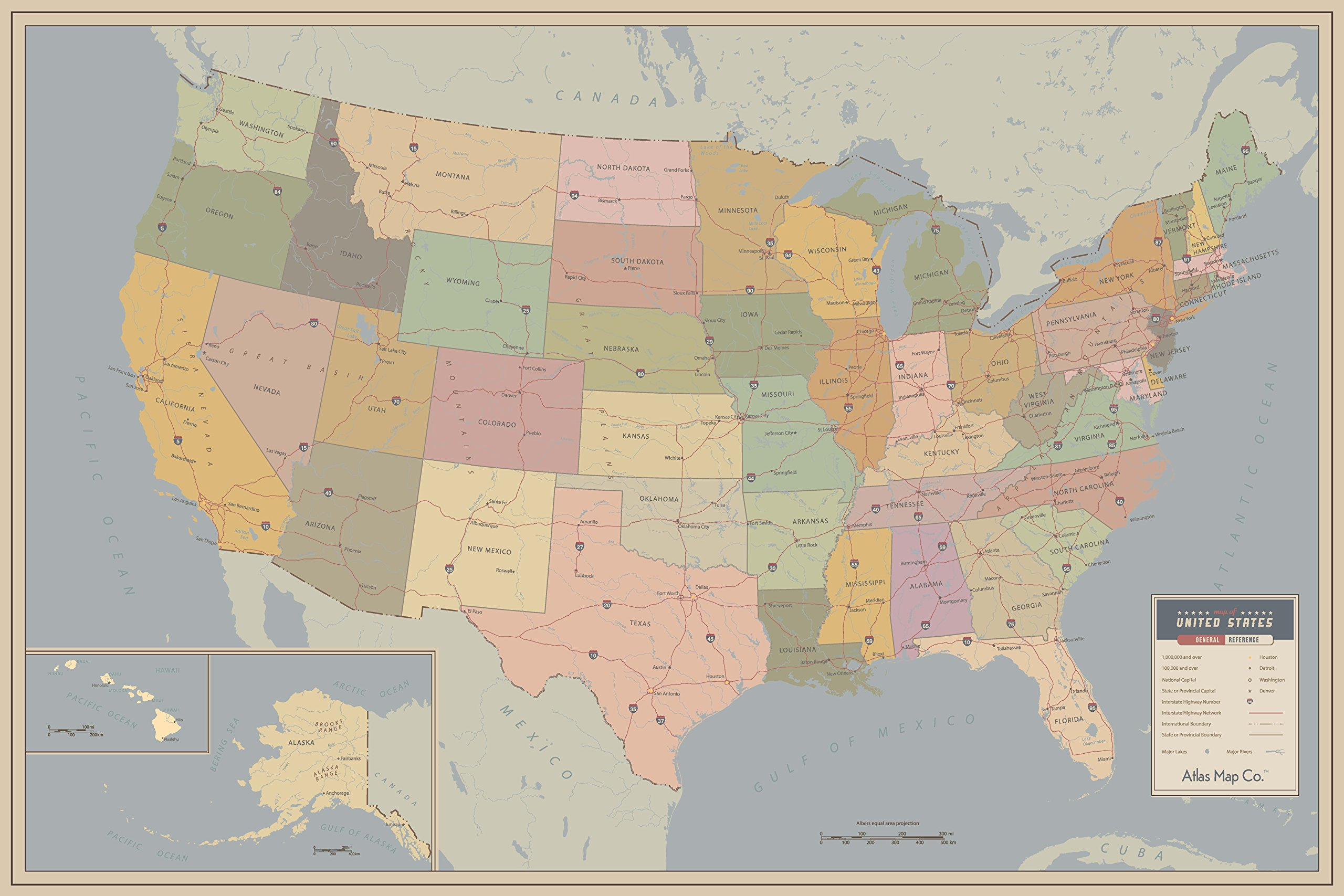 Find A Map Of The United States.Cheap Usa Map Atlas Find Usa Map Atlas Deals On Line At