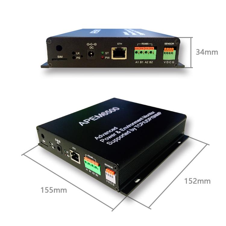 Centro de dados Gsm Receptor de Dados De Temperatura E Umidade Logger