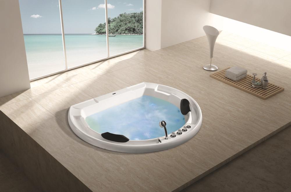 Hs bc meglio vendita vasca tonda idromassaggio bagno doccia