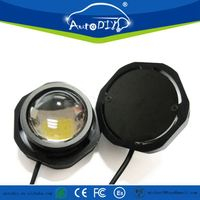 China factory hot sale fog light and led drl 2 in headlamps for universal cars