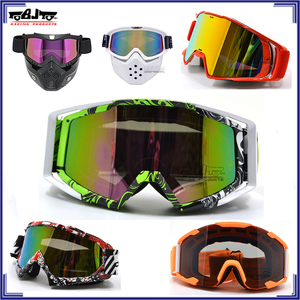 man women motorcycle riding glasses Motocross mx goggles Flexible cycling eyewear sport helmets goggles