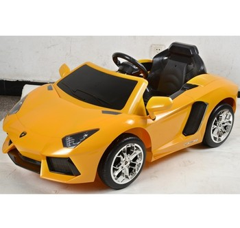 Newest 6volt Licesned Baby Car Electric Car Toy Ride On Lamborghini