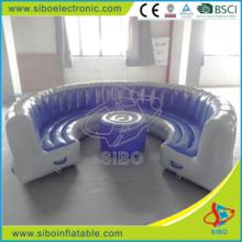 Best selling unique design giant inflatable sofa lounger