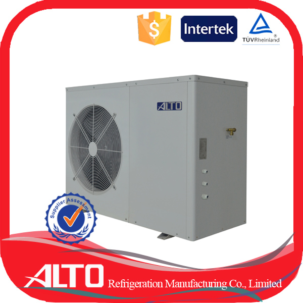 Alto AHH-R075 quality certified air to water solar energy domestic central heating pump capacity 9.8kw/h heater pump