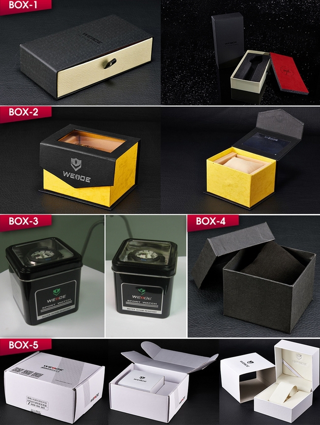 Weide Watch Cool Design Watches Men Imported Japan Movement Quartz ...