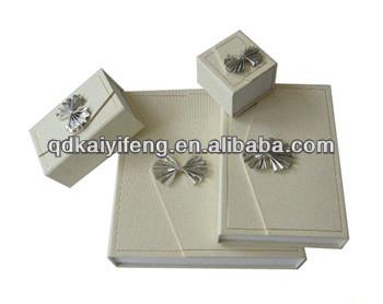 White Cardboard Jewelry Box Making Supplies Buy Jewelry Box