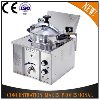 kfc MDXZ-16 counter top electric chicken broaster catering fryer
