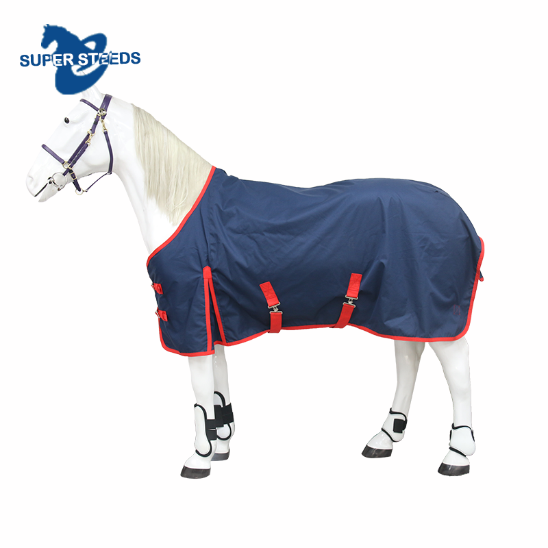 Supply Polar Fleece Combo Winter Polyester Paard Combo Kleed