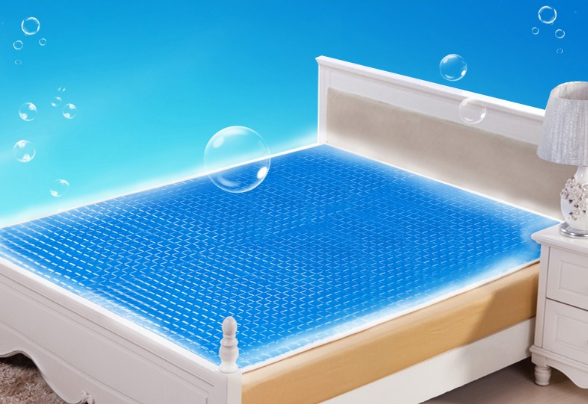 Cooling Silicone Gel Memory Foam Mattress Topper Buy