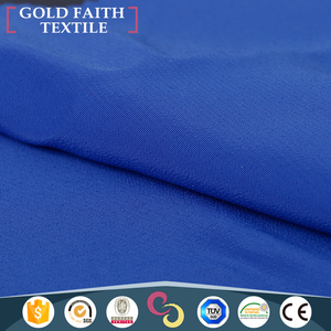 100% polyester Smocked Dress Fabric Soft Polyester Fabric