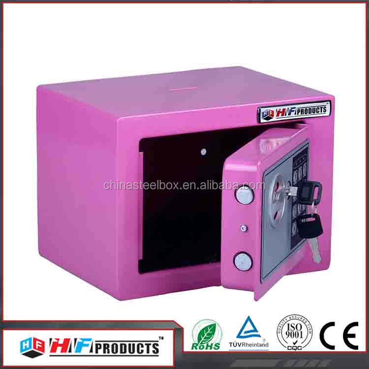 Latest style high quality electronic keypad safes