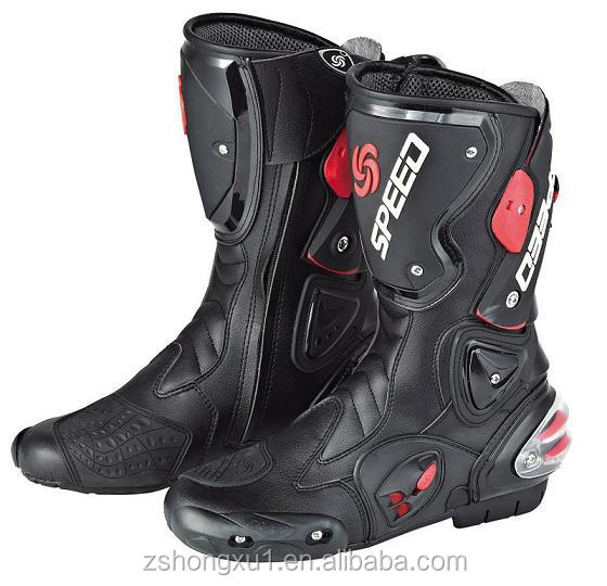 Motorcycle Motocross Boots China With Different Colors Boots Motocross