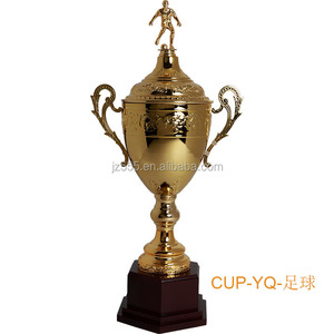 Wholesale custom metal bodybuilding trophy of fantastic shape CUP-YQ-1