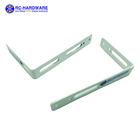 Steel Decorative Furniture Corner Bracket Bed Frame Fittings