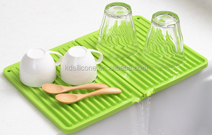 Air Wave Silicone Drying Mat Silicone Dry Mat Air Wave