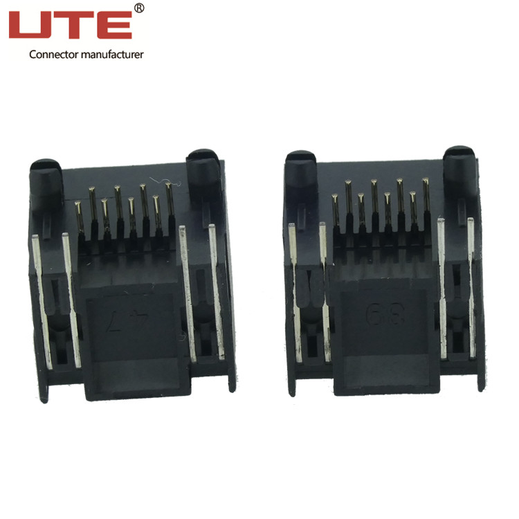 WURTH MIC24020 Integrated RJ45 SMD//SMT Low Profile Connector