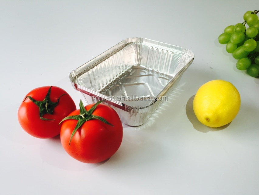 Disposable Aluminum Foil Containers / Rolls / Sheets / Insulated ...