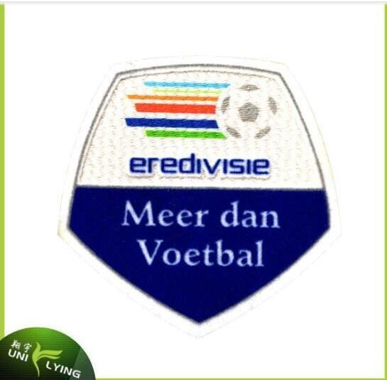Meer Dan Voetbal Custom Transfers Soccer Sports 3D Flock Badge