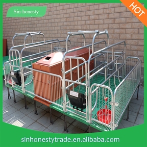Used Swine Farrowing Crates For Sale