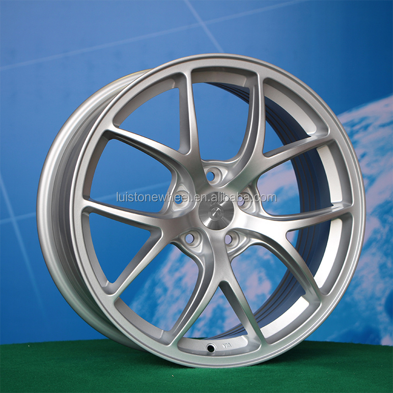 18 inch 5 hole aftermarket b bs f1 alloy replica wheels rims for car SUV