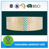 Dull Clear Acrylic Bopp packing adhesive tape