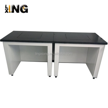 LBA001 Steel Marble Laboratory Anti Vibration Balance Table