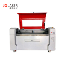 Promotie! Hot koop! CO2 acryl hout laser <span class=keywords><strong>snijmachine</strong></span> puzzel laser cutter JQ1390 machine prijs